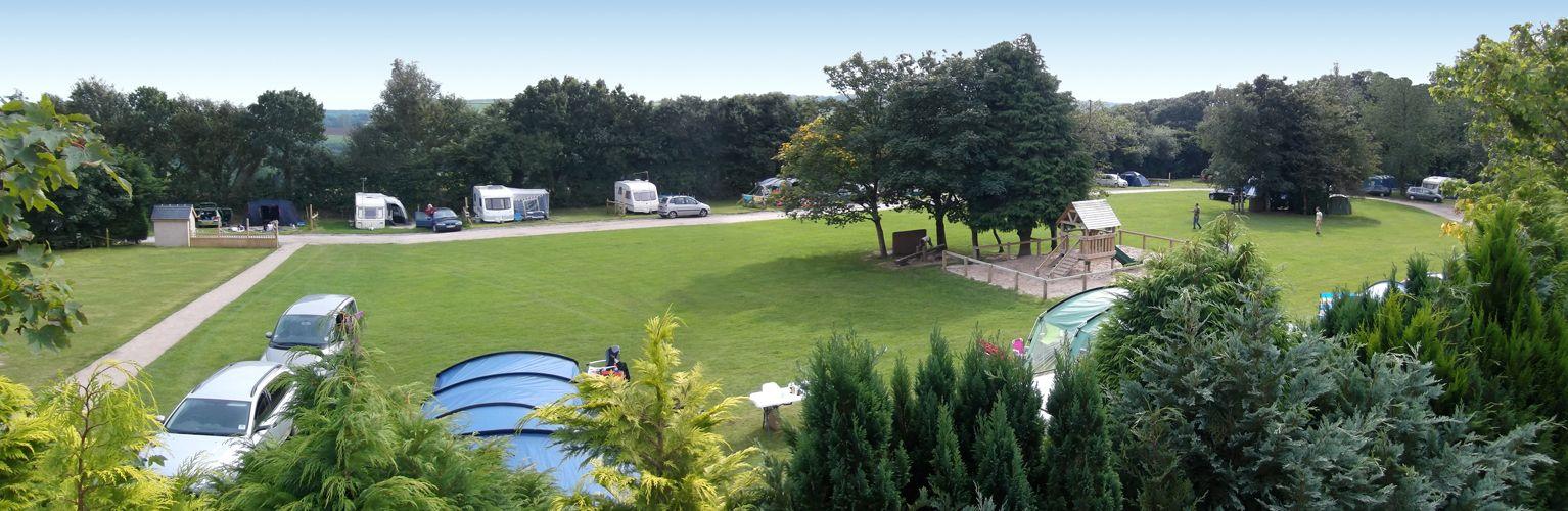 Yeatheridge Farm Caravan Camping Park Caravan Camping And Touring Park In North Devon